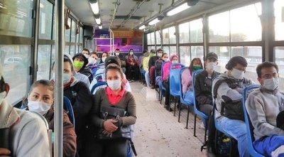 Abdo anuncia la reducción del precio de pasaje del transporte público
