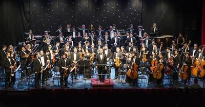 La Sinfónica Nacional del Paraguay se presentó hoy a través de sus redes