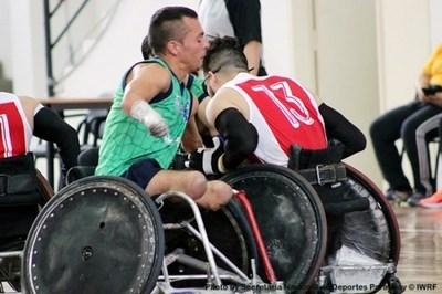 Profesionales dictarán charla virtual de rugby en silla de ruedas