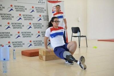 La discapacidad no es impedimento para entrenar y realizar Deportes