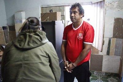 """Cayó conocido """"vendedrogas"""" de la Chacarita"""
