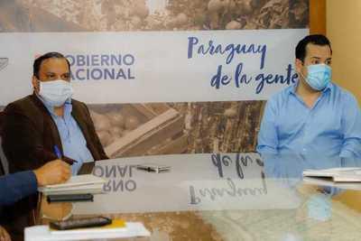 Buscan concretar centro de comercialización de productos agrícolas en Caaguazú