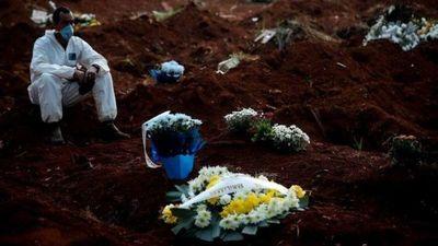 Covid-19: Brasil se aproxima a los 400.000 casos y a 25.000 muertes