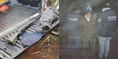 ALLANAN VIVIENDA Y DETIENEN A SOSPECHOSO EN CASO HOMICIDIO EN BELLA VISTA.