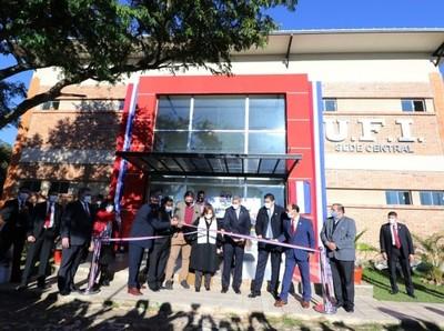 La UFI abrió las puertas de su nueva casa