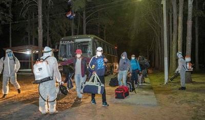 Más de 1.600 repatriados cumplen cuarentena obligatoria y casi 4.000 ya retornaron al país