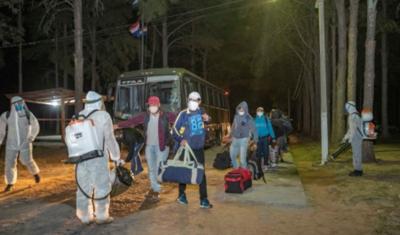 Más de 1.600 repatriados cumplen cuarentena obligatoria en albergues