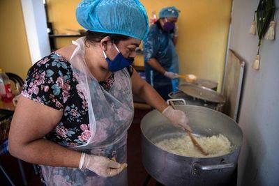 Las zonas pobres de Santiago, una olla a presión sin válvula de escape en la  pandemia