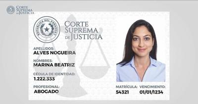 Corte Suprema presenta nuevo Sistema de Registro de Auxiliares de Justicia