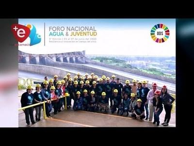 La tercera edición del Foro Nacional Agua y Juventud sería en junio y de forma virtual