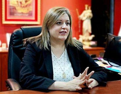 Cámara de Diputados rechazó juicio político a Sandra Quiñonez