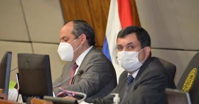 Bicameral presentó informe sobre compra de insumos a la Fiscalía