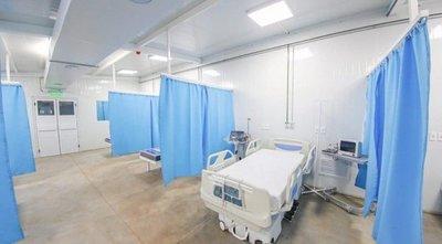 Paciente está en terapia intensiva por coronavirus