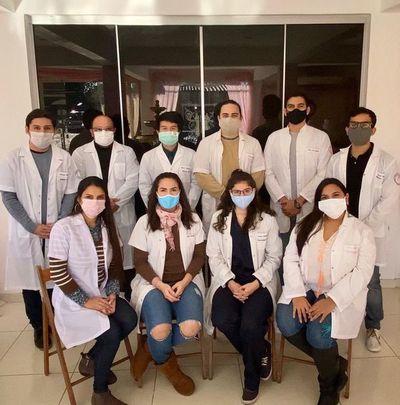 Estudiantes solidarios buscan mejorar condiciones de alumnos de Medicina
