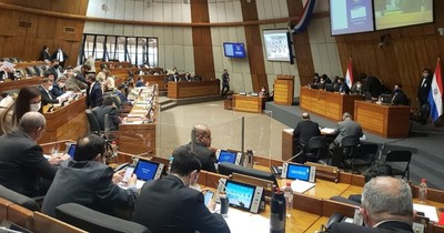 Sesión de Diputados quedó sin quórum y parlasurianos se salvaron otra vez