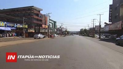 ESTIMAN MÁS DE 5.000 TRABAJADORES DE FRONTERA DESEMPLEADOS EN ENCARNACIÓN