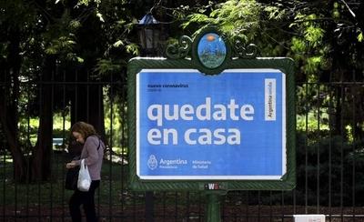HOY / Argentina ya registra 500 muertes por coronavirus y cifra de infectados sigue en ascenso