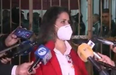 'Pasilleros' amotinados en Tacumbú