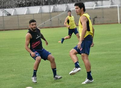 """Cristian Riveros: """"Ojalá estén dadas las condiciones para arrancar"""""""