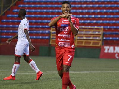 En Costa Rica, San Carlos golea al Santos de Guápiles