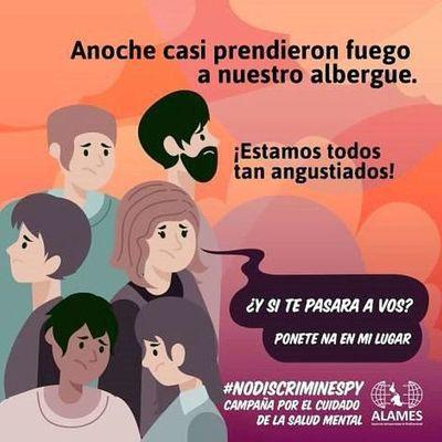 Campaña por el Cuidado de la Salud Mental