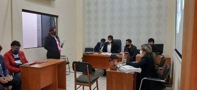 Continúa juicio oral a exfuncionario judicial acusado por supuesto desvío de 1.200 millones