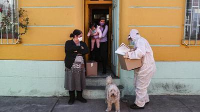 Chile pasó los 80.000 casos y Piñera advirtió que la situación se agravará