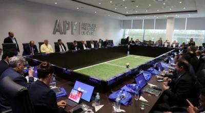 Posible retorno del fútbol paraguayo – Prensa 5