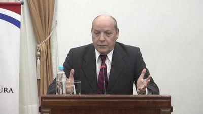Diesel es el nuevo superintendente de la Corte en Amambay