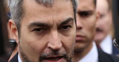 Abdo Benítez afirma que no se inmiscuirá en la Justicia