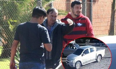 Cuatro bandidos asestan millonario asalto  sin disparar un solo tiro en Ciudad del Este – Diario TNPRESS