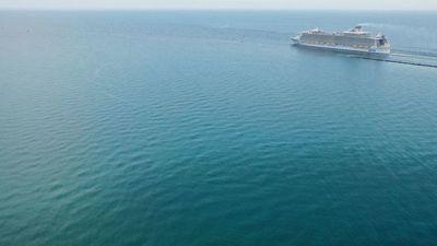 """Un estudio en un barco revela la alta infección  """"silenciosa""""  de la covid-19"""