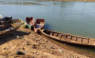 Ocho embarcaciones incautadas durante diversos operativos en el Paraná
