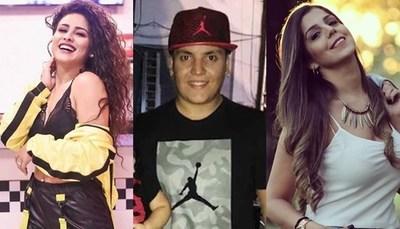 """""""La soltera"""" fue cambiada por Deini Molinas, la ex de Iván González"""