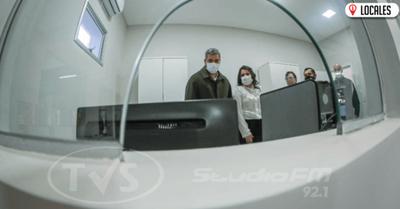 Inauguran nuevas infraestructuras para mejorar atención en Hospital de Encarnación