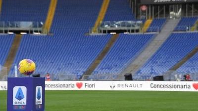 HOY / El fútbol italiano retorna el 20 de junio