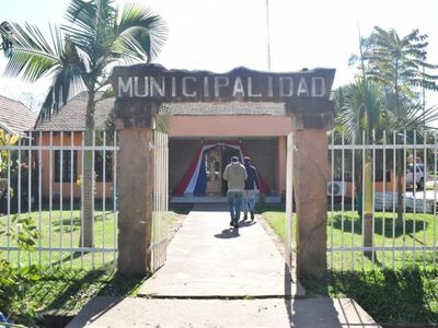 Allanan Municipio de Independencia por presunta falsificación