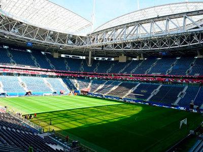 El fútbol ruso se reanudará con público