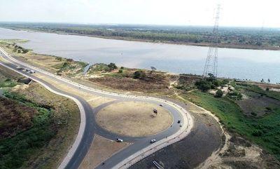 MOPC ya recibió 1.664 propuestas para darle nombre al puente Asunción-Chaco'i