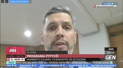 """HOY / Anuncian desde el ministerio de Hacienda que el segundo pago del programa """"Pytyvõ"""" se realizará a partir del lunes 1 de junio"""