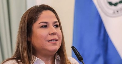 Fiscalía solo espera un informe para imputar a Patricia Samudio
