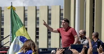 Índice de rechazo récord de Bolsonaro, según encuesta