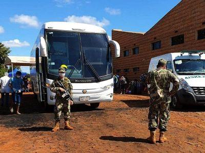 Militar que custodiaba albergue dio positivo al Covid-19 tras violar cuarentena