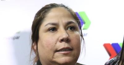 """""""Patricia Samudio tiene que estar imputada y presa"""", afirma parlamentario"""