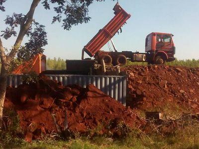 Guairá: Vecinos denuncian daños a causa de una planta trituradora