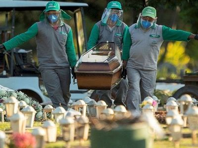 Covid-19: Brasil llega a 26.754 muertos y tiene récord diario de 26.417 casos