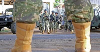 Militar con coronavirus tuvo contacto con 17 personas