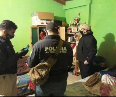 Desbaratan importante red de sextorsión en Itapúa