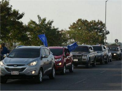 Organizan caravana contra la corrupción y la impunidad el próximo miércoles
