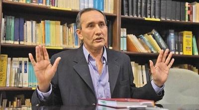 HOY / Senador Nacional Eusebio Ramón Ayalal, sobre la convocatoria del presidente de la República Mario Abdo en el Congreso, para declarar sobre la ley de emergencia